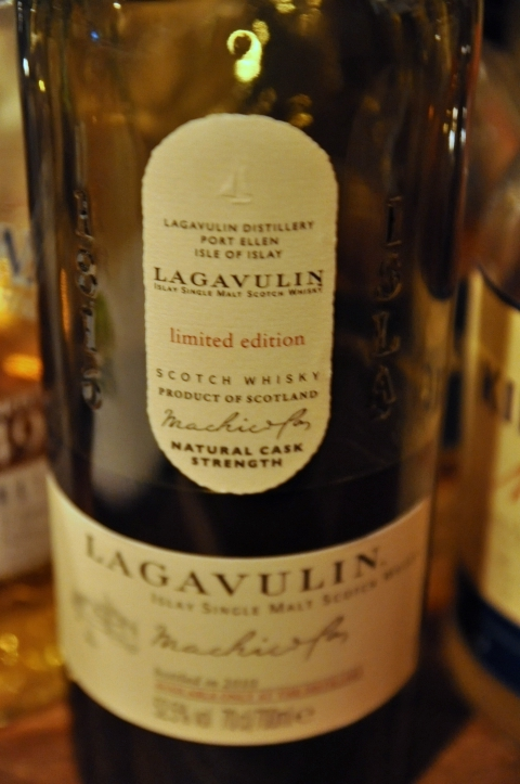 "ラガヴーリン Lagavulin NAS "" limited edition"" (52.5%, OB, 2010, Available only at the distillery)"