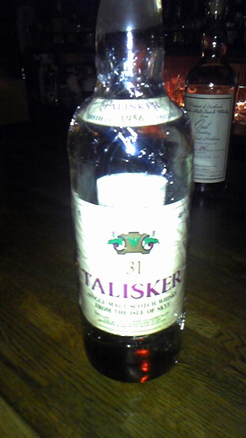 タリスカー Talisker 31y 1956-1987 (40%, G&M, Red screw cap) for Italy