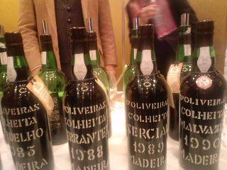 ヴェルデーリョ1985ヴィンテージ・マデイラワイン