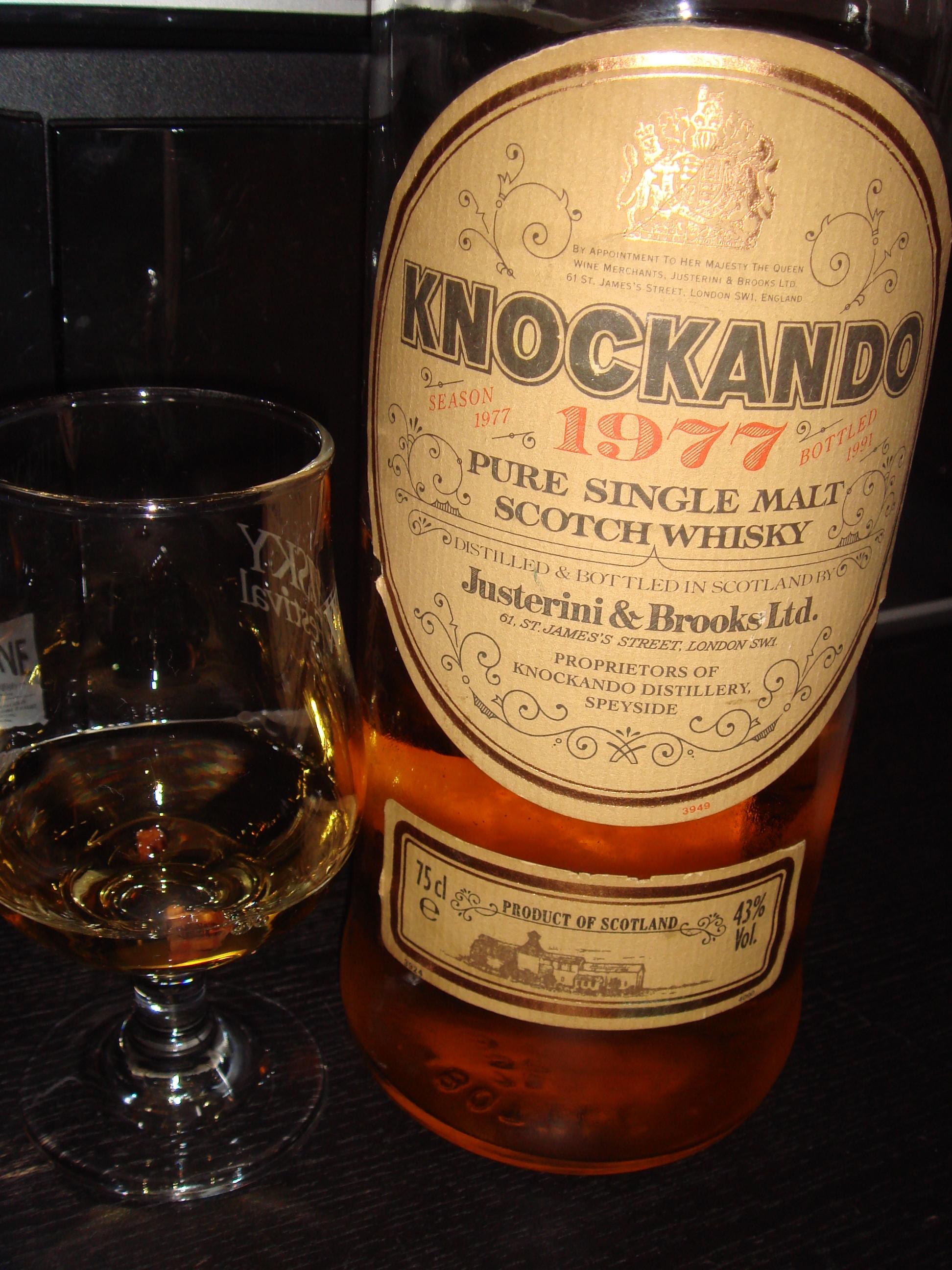ノッカンドー / KNOCKANDO 1977年~1991年 OB