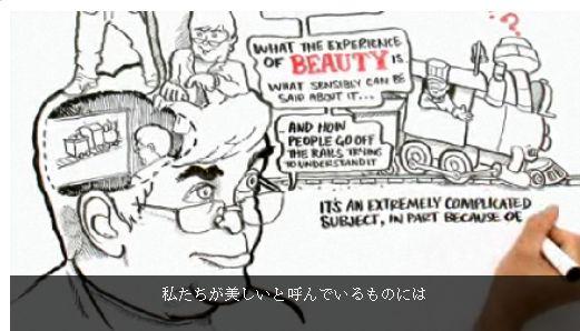 TED:デニス・ダットン「美の進化論的起源」