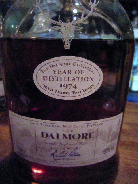 ダルモア Dalmore 32yo 1974 (52%, OB for LMDW France, Mathusalem Sherry butt, 780 Bts., 2006)