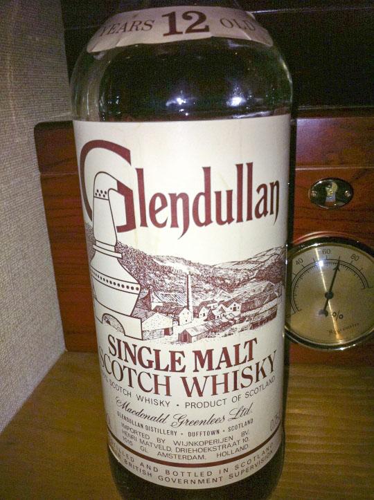 グレンダラン Glendullan 12yo (47%, OB, Macdonald Greenless Ltd, for Holland)