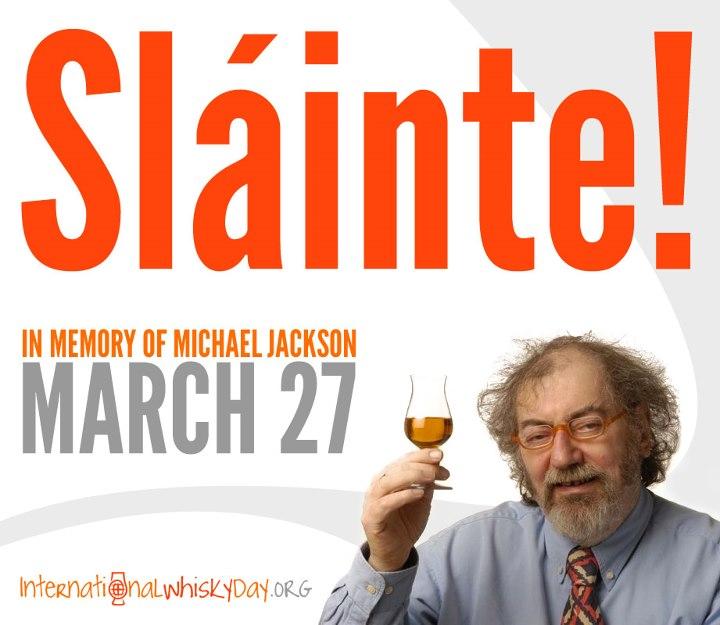 【3/27】 International Whisky Day
