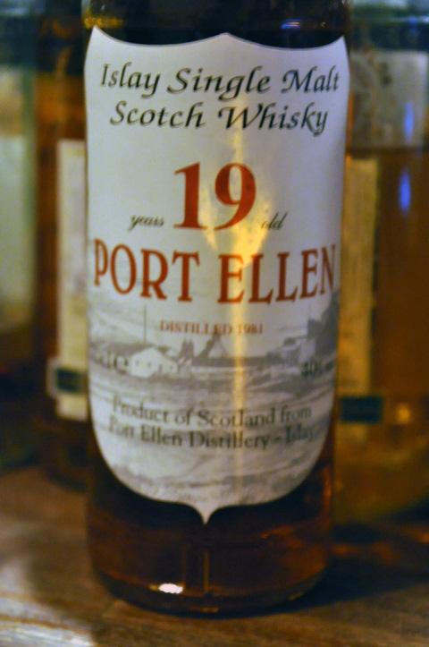 ポートエレン Port Ellen 19yo 1981 (40%, G&M for Sestante, DECANTER s.a.s PARMA, 75cl) white crest label cork