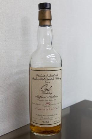 Glen Ord 26 yo 1962/1988 (56.5%, Mizuhashi/水橋)