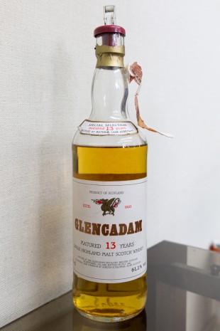 Glencadam 13 yo 1974/1988 (61.1%, Gordon and MacPhail)