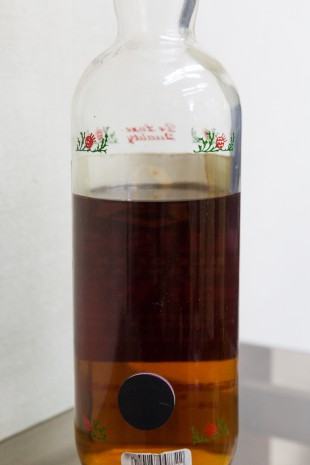 Talisker NAS (70 proof, Gordon and MacPhail, licensed bottling, Stencile thistle, 1960's - early 1970s)