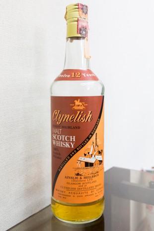 Clynelish 12 yo (56.9%, OB, Ainslie & Heilbron, for Whiskyteca Edward & Edward)