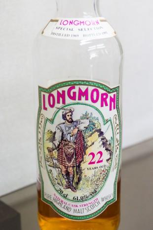 Longmorn 22 yo 1969/1991 (61.0%, Gordon and MacPhail, for Intertrade, Highlander Label, 420 bottles)