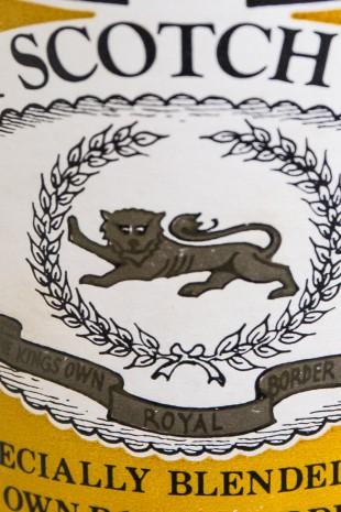 Kings Own Border 8yo (40%, Gordon and MacPhail, for The Kings Own Royal Border Regiment, 75cl)