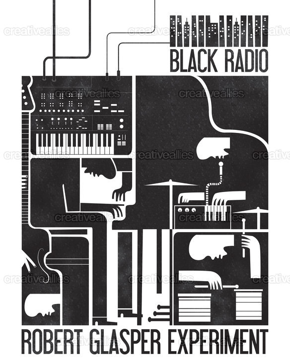 Afro Blues Feat. Erykah Badu (9th Wonder's Remix feat Phonte)