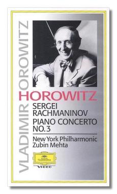 Horowitz / Rachmaninoff Piano Concerto No.3 1978